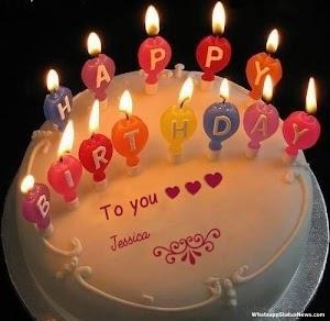 Happy Birthday Jessica 🎂 Image
