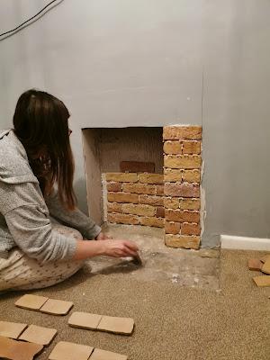 DIY brickslips