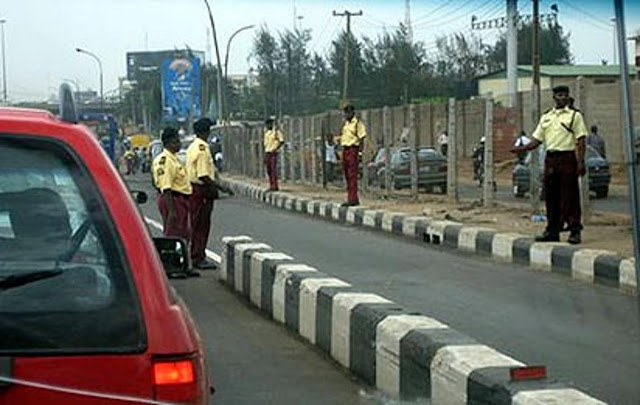 LASTMA arrests over 100 vehicles for violating social distancing order