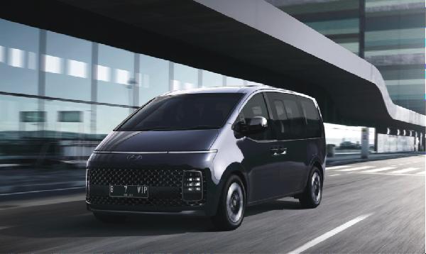 Hyundai STARIA Bawa Kenyamanan Tingkat Tinggi di Kelas MPV Premium
