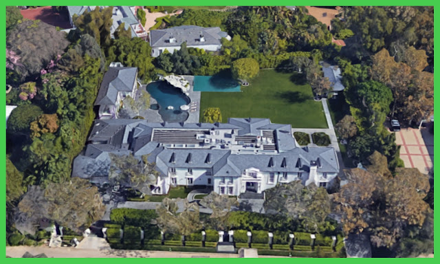 Sean combs bought a $40 million in Los Angeles