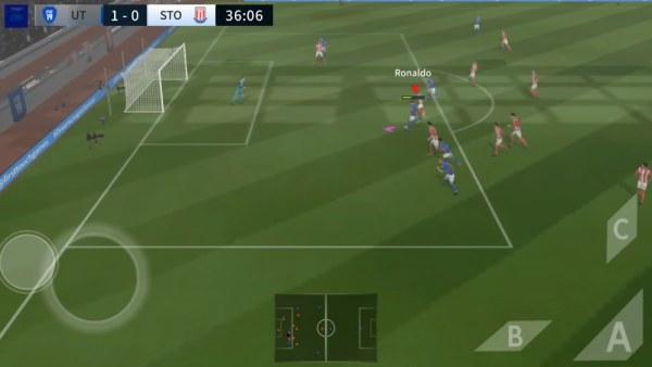أفضل لعبة كرة قدم 2020 للأندرويد | تحميل أفضل العاب فوتبول للموبايل | Football game