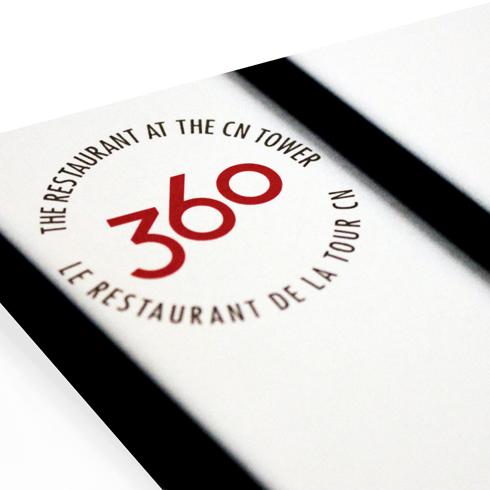 360 Restaurant CN Tower Toronto Christmas Dinner