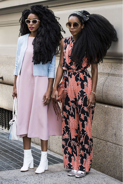 Twin Beauty: Cipriana Quann and her sister, Takenya 'TK Wonder' Quann
