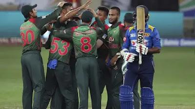 BAN vs SL ICC WORLD CUP 16th match Prediction
