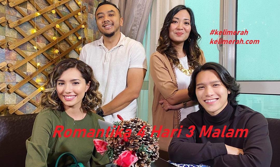 Pelakon Romantika 4 Hari 3 Malam