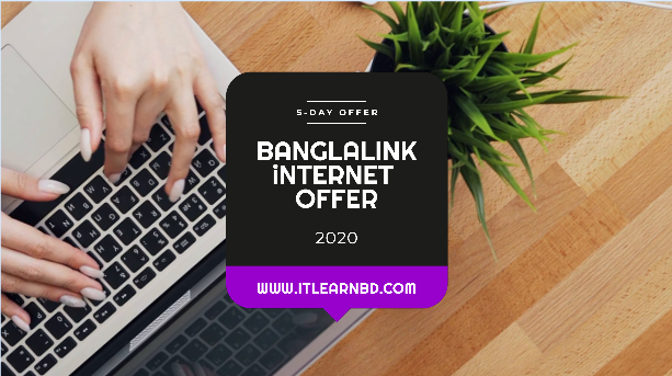Banglalink minute offer and pack 2020