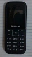 my Samsung B350E