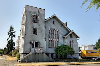 West Seattle Church of the Nazarene, Seattle, Washington