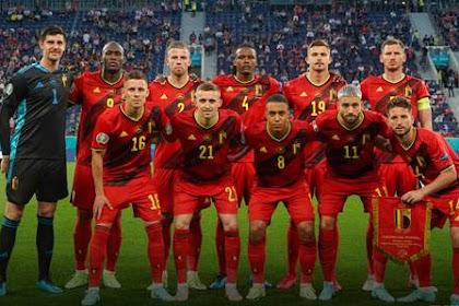 Daftar Skuad Pemain Timnas Belgia Terbaru [EURO 2021]