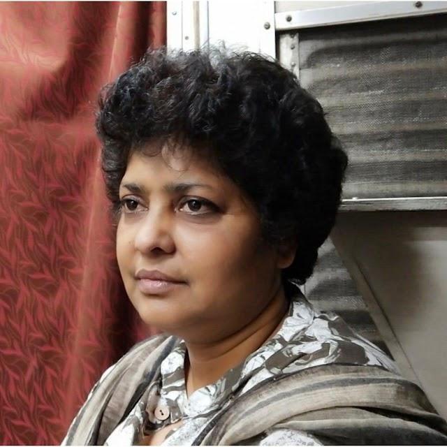 Arpita Ghosh's resignation from Rajya Sabha