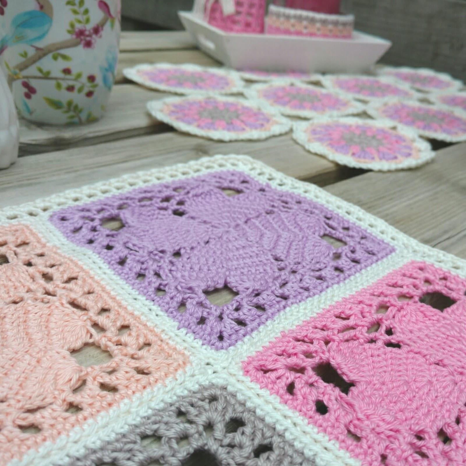 Crochet Addict Juli 2016