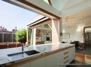 gambar dapur basah diluar rumah
