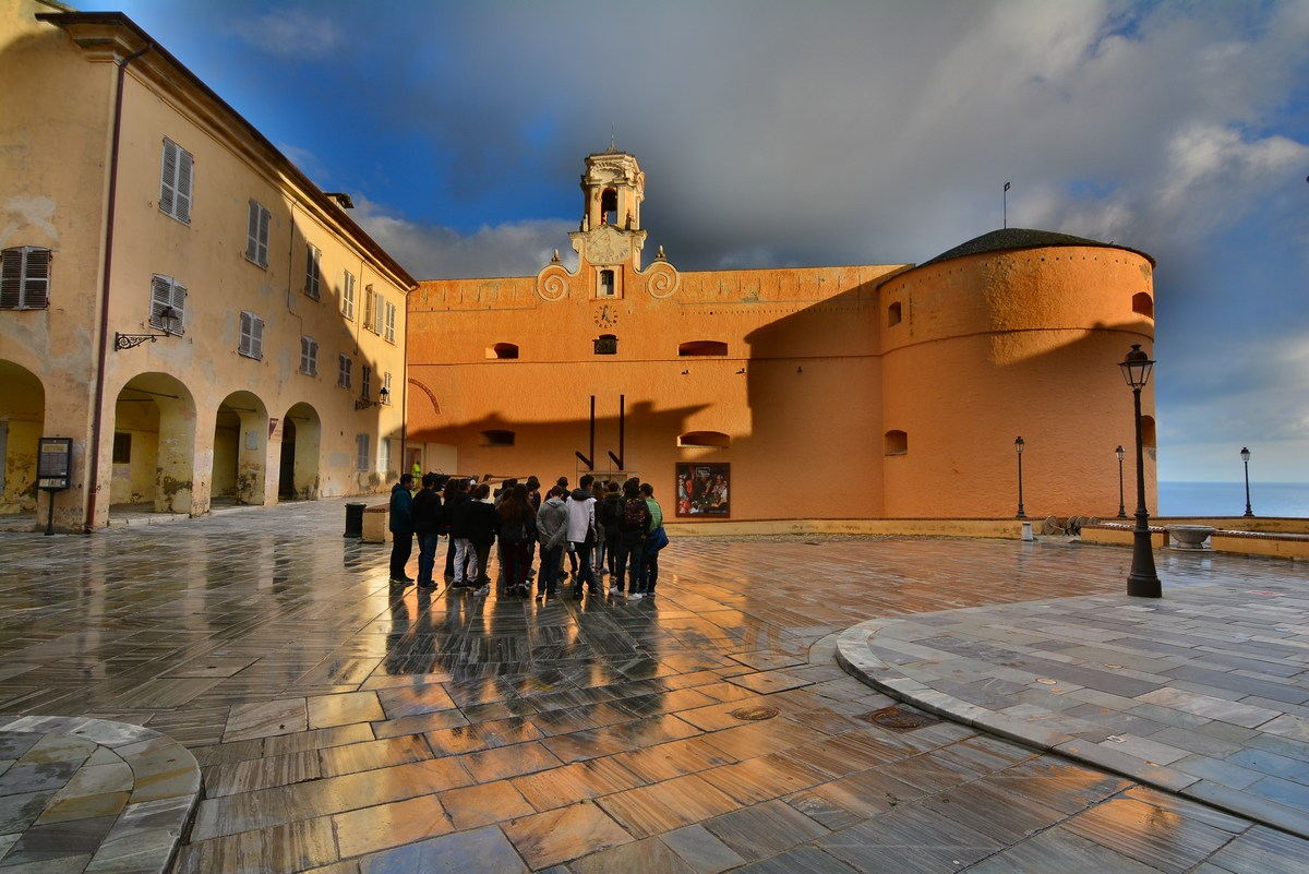 palais des Gouverneurs Bastia