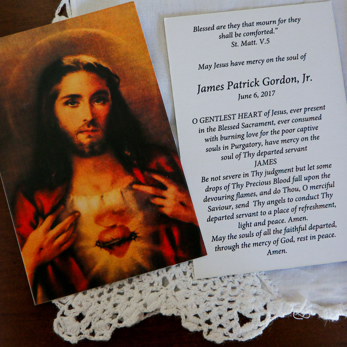 Shower of Roses: Most Sacred Heart of Jesus - photo#8
