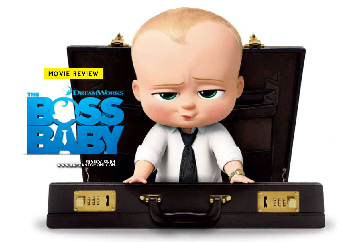 The Boss Baby - Movie Review