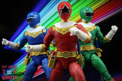 Power Rangers Lightning Collection Zeo Green Ranger 51