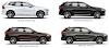 New Volvo XC60 available colours