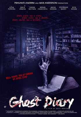 Ghost Diary Poster