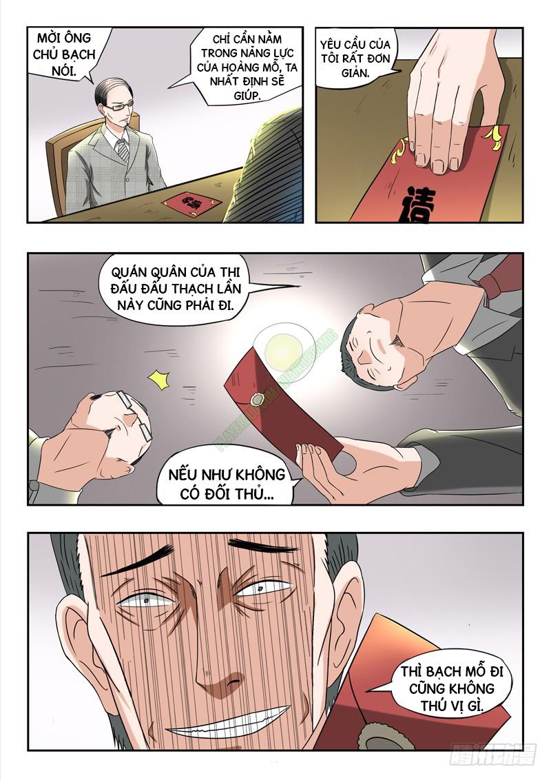 thấu thị chi nhãn Chapter 85 - upload bởi truyensieuhay.com