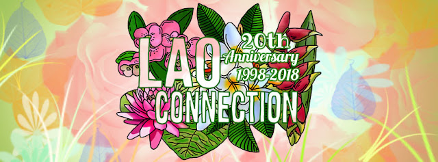 Anniversary Art Series - Flowers of Laos