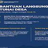 Inilah Info Kemenkeu, Tentang Revisi Aturan BLT Dana Desa, Lebih Sederhana dan Besaran Naik