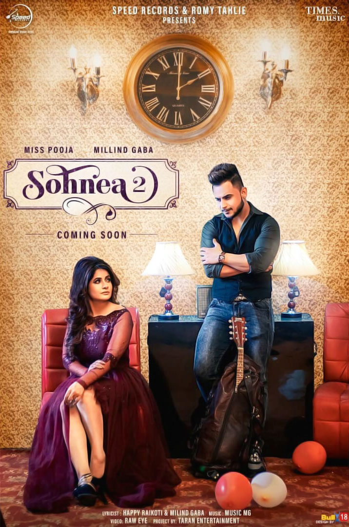 Miss Pooja Pairs Up with Millind Gaba again for Sohnea 2