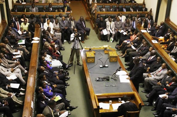 Legislators Given Up To Friday To Declare Assets