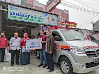 BSMI Sumut Terima Bantuan Ambulance dari Bank BRI