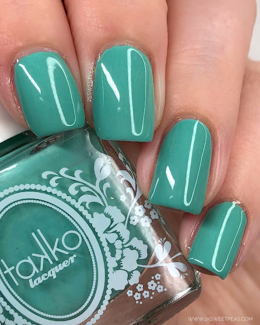 Takko Lacquer Moon River 25 Sweetpeas
