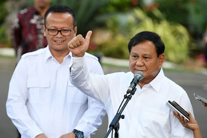 Prabowo Bantah Haba Dahnil: Ek Na Teuh Han Tacok Gaji, Hana Bangai Teuh Lom