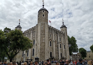 La Torre de Londres o Tower of London.