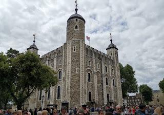 La Torre de Londres o Tower of London.