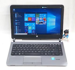 Jual Laptop HP 430 G1 Bekas