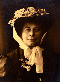 Alice Eastwood in 1910