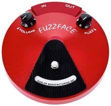 Dunlop Dallas Arbiter Fuzz Face Pedal: Cualidades