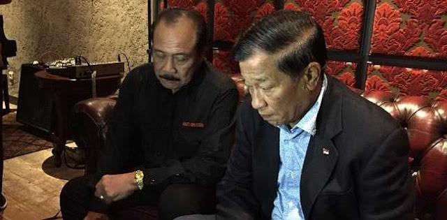Jelang 22 Mei, Purnawirawan Jenderal TNI-Polri Gelar Pertemuan Tertutup