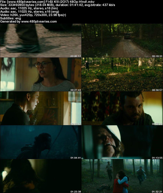 First Kill (2017) 300MB Full Hindi Dual Audio Movie Download 480p Bluray Free Watch Online Full Movie Download Worldfree4u 9xmovies