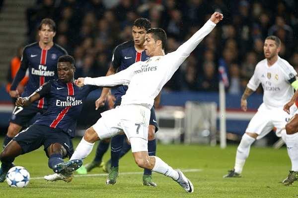 Paris Saint Germain vs Real Madrid