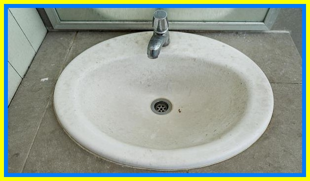 Washroom Sink Saaf Karne Ka Tarika