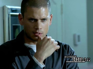 El actor Wentworth Miller