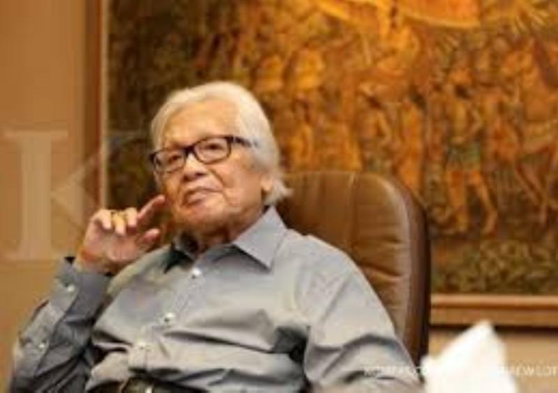 Jakob Oetama, Jurnalis Sejati yang Legendaris itu Tutup usia
