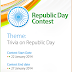 Indian Republic Day #contest WIN lots of Club Goodies.