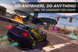 Speed Legends MOD APK v1.0.4 Full Unlimited Money Open World Racer Terbaru Agustus 2017