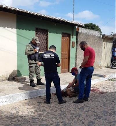 Polícia Militar registra homicídio em Parnaíba