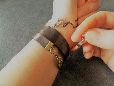astuce pour bracelet