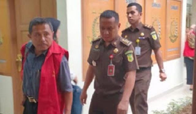 Berkas Dua Tersangka Korupsi Tribun Lapangan Merdeka Kota Solok P21