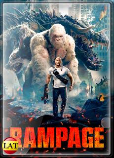 Rampage: Devastación (2018) DVDRIP LATINO