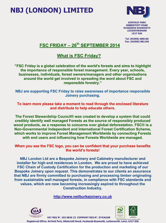 FSC Friday | 26th September 2014