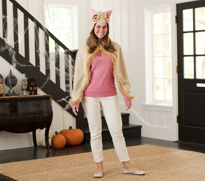 pottery barn costumes adults